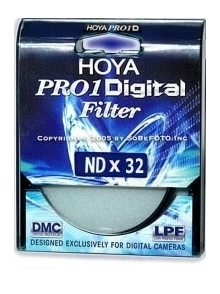 Hoya 58mm PRO-1 Digital ND32 Filter