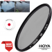 Hoya 62mm UX Circular Polarizer CIR-PL Filter