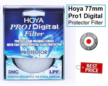 Hoya 77mm Pro1 Digital Protector Filter