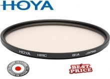 Hoya 58mm Standard 81A Warm Filter