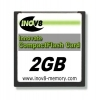 Innovate Inov8 2GB CompactFlash Pro Card 60x