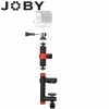 Joby Action Clamp & Locking Arm Black/Red