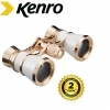 Kenro 3x25 Opera Glasses KNBL202 (White)