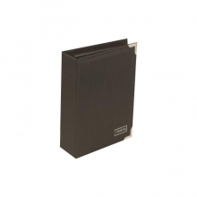 Kenro 7x5-Inch Black Slip In Album 200