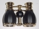 Black body with Golden Rings 4x30 LaScala/Optics Hamlet Opera Glass