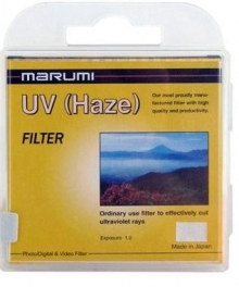 Marumi 40mm UV (Haze) Filter
