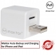 Maktar Auto Backup and Charging for iPhone and iPad