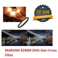 MARUMI 82MM DHG Star-Cross Filter