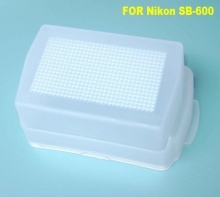 Microglobe DF-600 Diffuser Dome for Nikon SB-600 Flashgun
