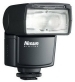 Nissin Speedlite Di466  Flashgun For Four Third 4/3 Mount Black