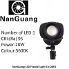 NanGuang LED Small Fresnel Light CN28FA