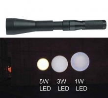 Night Detective Hyper Beam F-3T Tactical LED Flashlight