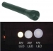 Night Detective Hyper Beam F-3W LED Waterproof Flashlight