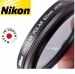 Nikon 62mm Circular Polarizer Glass Filter