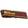Nikon AN-6W Nylon Wide Neck Strap - Wine