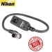 Nikon MC-25 Adapter Cord remote connection for F5 F100 N90