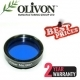 "Olivon 1.25"" High-Quality Blue 80A Filter"