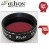 "Olivon High Quality DEEP RED #25 Filter (1.25"")"