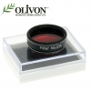 Olivon High Quality RED No 23 Filter 1.25 Inch