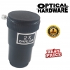 Optical Hardware Standard 2x Barlow for 1.25""