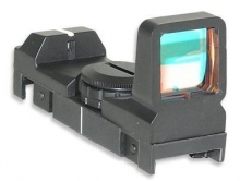 Pentax 1x Gameseeker HS10 Red Dot Sight Matte