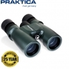 Praktica 10x42mm Explorer Waterproof Binoculars Green