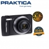Praktica Luxmedia Z212 Digital Compact Camera (Black)