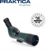 Praktica Highlander 20-60x60mm Angled Spotting Scope Green