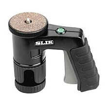 Slik AF-1100E Trigger Release Ball Head with_Quick Release