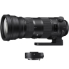Sigma 150-600mm F5-6.3 and TC-1401 Converter Kit for Cannon EF