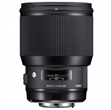 Sigma 85mm F1.4 Art DG HSM Lens - Sigma Fit