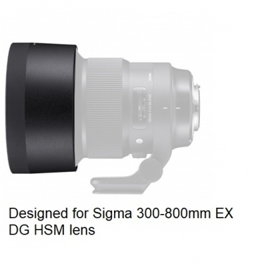 Sigma Lens Hood LH1571-02 For 300-800mm EX DG HSM Lens
