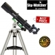 "Sky-watcher 90mm (3.5"") F/7.3 ALT-AZIMUTH Refractor Telescope"