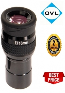 SkyWatcher 16mm 1.25-inch ExtraFlat Wide-Angle Eyepiece