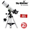 SkyWatcher StarQuest-102R 102mm F/4.9 Refractor Telescope