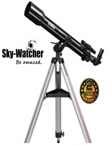 Skywatcher Mercury-707 (AZ) Achromatic Refractor Telescope