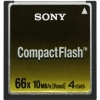 Sony 4GB Compact Flash X66 Memory Card
