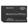 Sony 512MB Memory Stick Pro Duo Kit