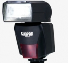 Sunpak PZ42X AF TTL Flashgun for Canon Digital Camera