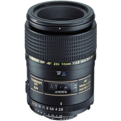 Tamron 90mm F2.8 DI 1:1 SP AF Macro for Sony & Minolta