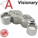Visionary 10x18 20x12 Twin Mag Loupe