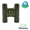 Visionary DX 10x25 Camouflage Clear Binocular