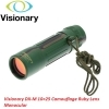 Visionary DX-M 10×25 Camouflage Ruby Lens Monocular