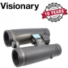 Visionary 10x42 Fieldtracker Graphite Binocular