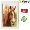 Kenro Whisper Classic Grey inlay 8x6""