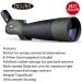 Acuter ST22-67x100A Water Proof 45° Angled Spotting Scope