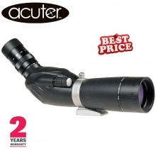 Acuter DS-PRO DS 16-48x65 Angled Waterproof Dual Speed Spotting Scope