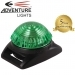 Adventure Lights Guardian Running Light Green