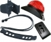 Adventure Lights Guardian Bicycle Light Red