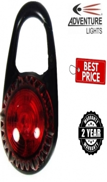 Adventure Lights Guardian Tag-It Safety Light Red
